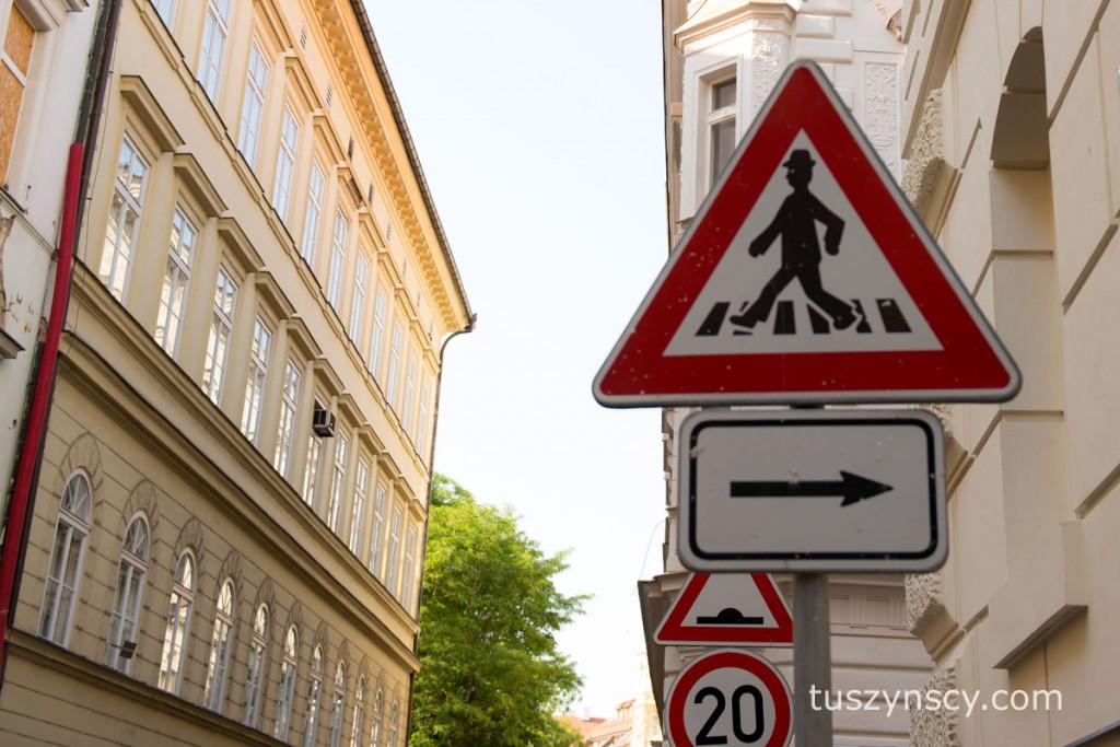Praga - spacerkiem po Pradze