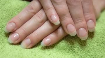 zdrowe paznokcie