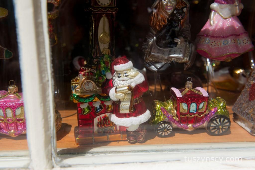 Praga - sklepy z zabawkami