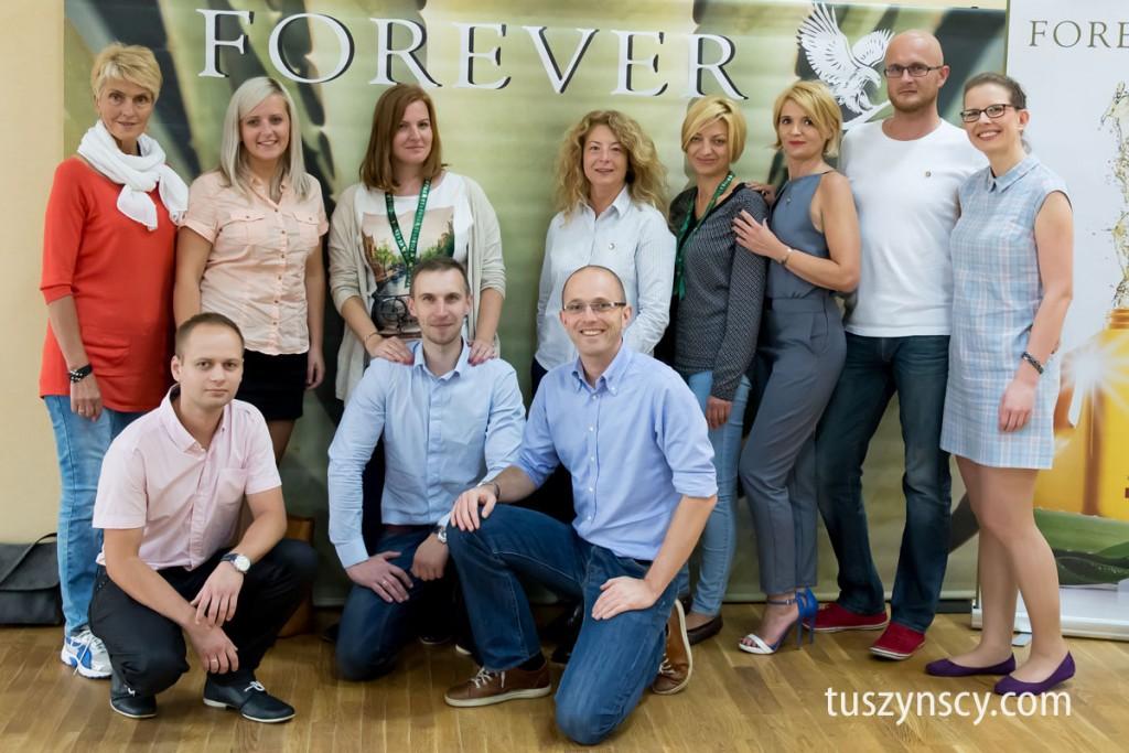 Mocny Team Przedsiębiorców Forever