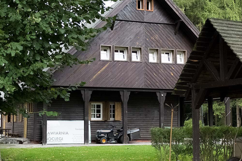 Pensjonat Natura Park - dawniej Skaut w Połczyn-Zdrój