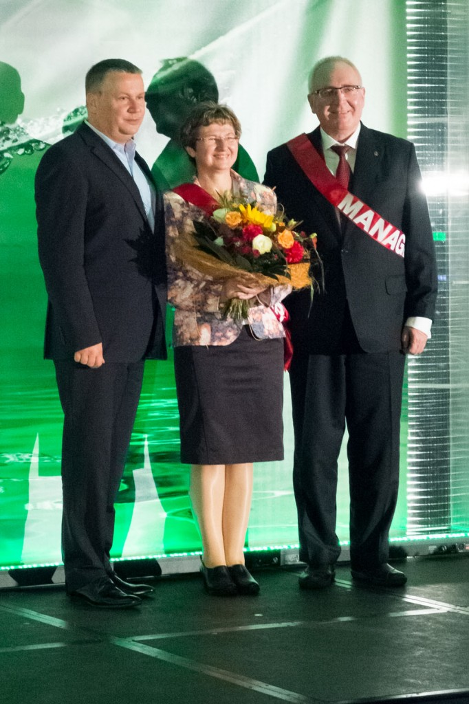Jacek Kandefer, Helena i Andrzej Tretau