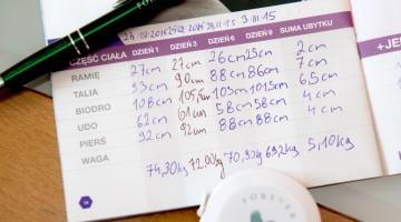 clean9 - tabela z wynikami