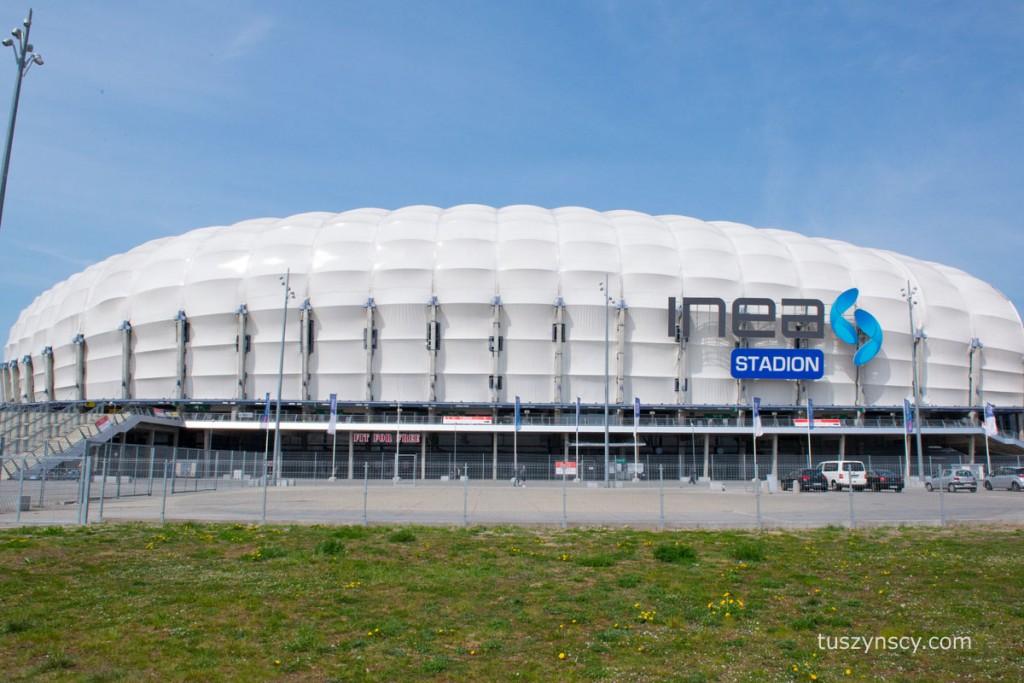 Stadion Inea Poznań