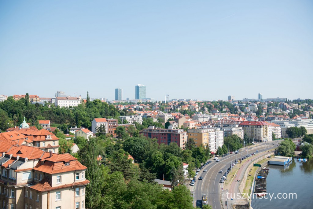 Praga - Wyszechrad